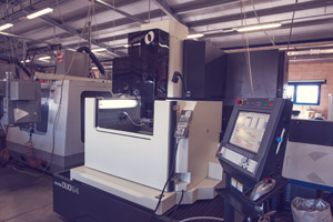 Wire-cut EDM system Makino Duo 64