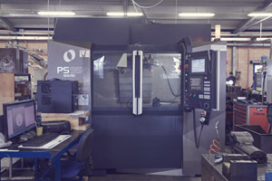 PMakino PS95 Vertical Machining Center